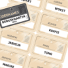 Codenames bonusset