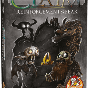 Claim Reinforcements: Fear