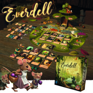 Everdell- speelbord