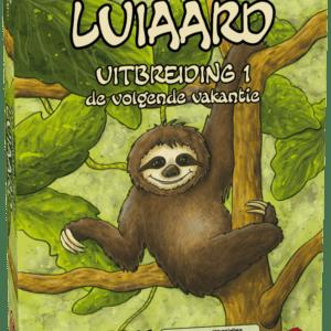 Luiaard: De volgende vakantie