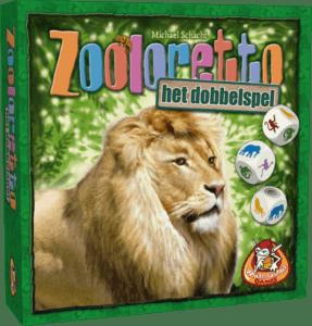 Zooloretto Het Dobbelspel